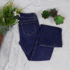Victoria Secret Hipster Dark wash boot cut jeans